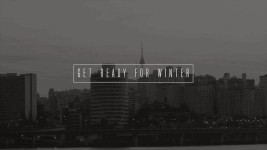 Get Ready For Winter